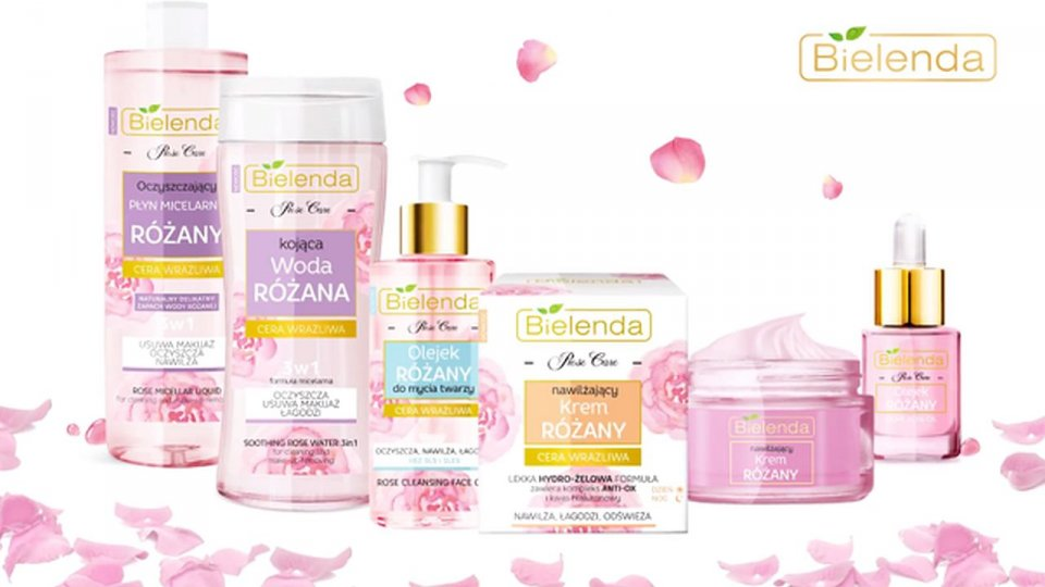 Bielenda - Rose Care billboards sponsorski